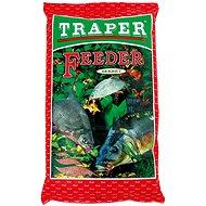 Traper Secret Feeder červený 1kg - Vnadící směs