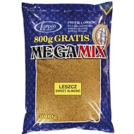 Lorpio Mega Mix Bream Sweet Almond 3kg - Vnadící směs