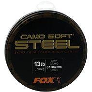 FOX Snag Leader Line 0,45mm 25lb 100m Clear - Vlasec