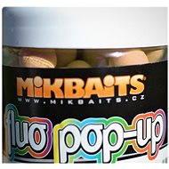 Mikbaits - Plovoucí fluo Pop-Up Půlnoční pomeranč 14mm 250ml - Pop-up boilies