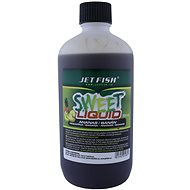 Jet Fish Sweet Liquid Ananas/Banán 500ml - Booster