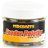 Mikbaits Měkčené feeder peletky Med 50ml