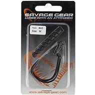 Savage Gear 4Play Weedless Hook M Velikst 4/0 5ks + 2ks tungst. trubičky - Háček