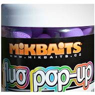 Pop-up boilies Mikbaits Plovoucí fluo boilie Pikantní švestka 10mm 60ml - Pop-up boilies