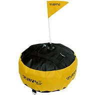 Black Cat Marker Buoy, 33cm, Black - Buoy