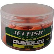 Jet Fish Pop-Up dumbles Signal Broskev 11mm 40g - Pop-up boilies