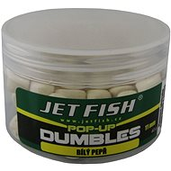 Jet Fish Pop-Up dumbles Signal Bílý pepř 11mm 40g - Pop-Up