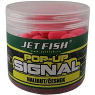 Jet Fish Pop-Up Signal Halibut/Česnek 16mm 60g - Plovoucí boilies