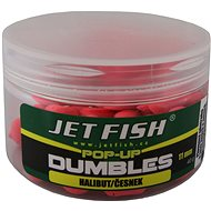 Jet Fish Pop-Up dumbles Signal Halibut/Česnek 11mm 40g - Pop-Up