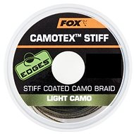FOX - Šňůra Camotex Stiff 11,3kg 25lb 20m Light Camo