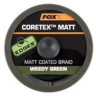 FOX - Šňůra Coretex Matt 11,3kg 25lb 20m Weedy Green