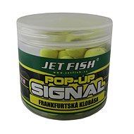 Pop-up boilies Jet Fish Pop-Up Signal Frankfurtská klobása/Koření 16mm 60g - Pop-up boilies