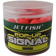 Jet Fish Pop-Up Signal Jahoda 16mm 60g - Pop-up boilies