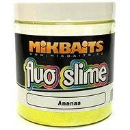 Mikbaits - Fluo slime obalovací Dip ananas N-BA 100g - Dip