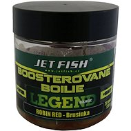 Jet Fish Boosterované boilie Legend Robin Red + Brusinka 20mm 120g - Boilies
