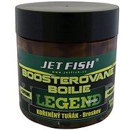 Jet Fish Boosterované boilie Legend Kořeněný tuňák + Broskev 20mm 120g - Boilie