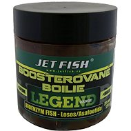 Jet Fish Boosterované boilie Legend Bioenzym Fish + Losos/Asafoetida 20mm 120g