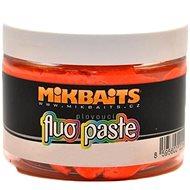 Mikbaits - Fluo paste plovoucí Těsto Půlnoční Pomeranč 100g - Těsto