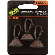 FOX Back Leads 21g 3ks - Olovo
