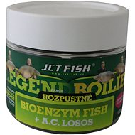 Jet Fish Rozpustné boilie Legend Bioenzym Fish + Losos/Asafoetida 20mm 150g