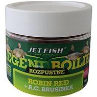 Jet Fish Rozpustné boilie Legend Robin Red + Brusinka 20mm 150g