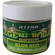 Jet Fish Rozpustné boilie Legend Klub Red + Švestka/Scopex 20mm 150g