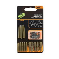 FOX Edges Power Grip Lead Clip Kit Velikost 7 5ks - Montáž