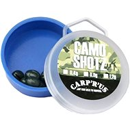 Carp´R´Us Camo Shotz 0,90g Camo Green 15g - Broky