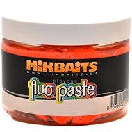 Mikbaits - Fluo paste plovoucí Těsto Česnek 100g - Těsto