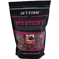 Jet Fish Boilie Mystery Jahoda/Moruše 20mm 1kg - Boilie
