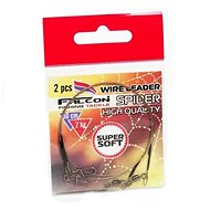 Falcon Wire Leader Spider 7kg 30cm 2ks - Lanko
