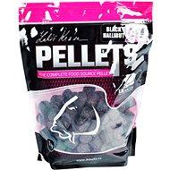 LK Baits Salt Black Hallibut Pellets 20mm 1kg - Pelety