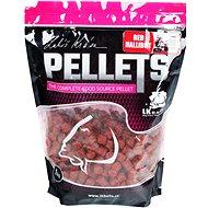 LK Baits Salt Red Hallibut Pellets 12mm 1kg - Pelety