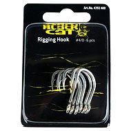 Black Cat Rigging Hook Velikost 4/0 6ks