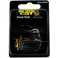 Black Cat Power Hook Velikost 5/0 6ks - Háček