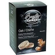 Bradley Smoker - Brikety Dub 48 kusů - Brikety