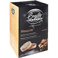 Bradley Smoker - Brikety Mesquite 120 kusů - Brikety