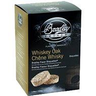 Bradley Smoker - Brikety Whiskey Dub 120 kusů - Brikety