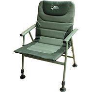 FOX Warrior Compact Arm Chair - Rybářské křeslo