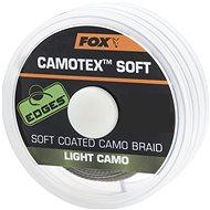 FOX - Šňůra Camotex Soft 11,3kg 25lb 20m Light Camo