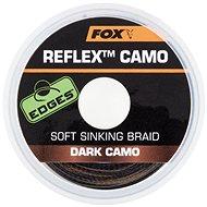FOX - Šňůra Reflex Sinking 11,3kg 25lb 20m Dark Camo