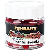 Mikbaits Měkké feeder extrudy Pikantní švestka 50ml - Extrudy