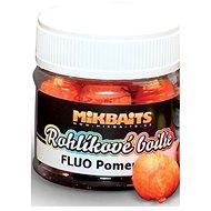 Mikbaits Rohlíkové boilie Fluo Pomeranč 50ml - Rohlíkové boilies