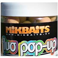 Mikbaits - Plovoucí fluo Pop-Up Broskev Black pepper 10mm 60ml - Pop-Up