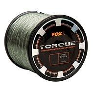FOX Torque Line 0,30mm 11lb 5,0kg 1000m Green - Vlasec