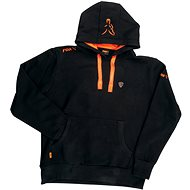 FOX Hoodie Black/Orange - Mikina