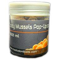 Mastodont Baits - Pop-Up Korkové Crazy Mussels 16mm 200ml - Pop-up boilies