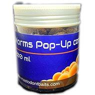 Mastodont Baits - Pop-Up Korkové Worms 16mm 200ml - Pop-up boilies