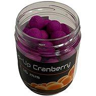 Mastodont Baits - Fluo Pop-Up Cranberry 16mm 200ml Fialová - Pop-up boilies