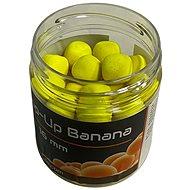Mastodont Baits - Fluo Pop-Up Banana 16mm 200ml Žlutá - Pop-up boilies